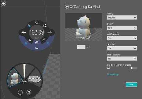 XYZプリンティングジャパン、自社の3Dプリンター「ダヴィンチ」シリーズおよび「ダヴィンチJr.」シリーズのWindows 10対応を発表