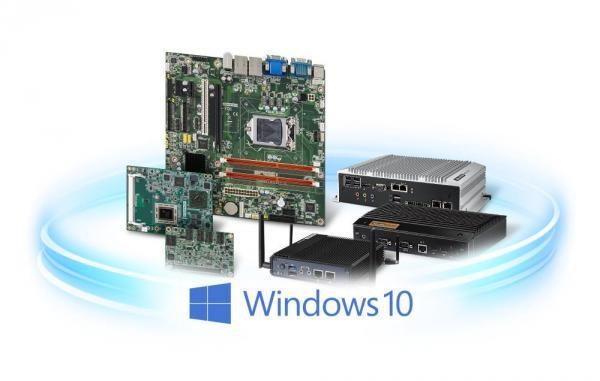 アドバンテック、IoTを実現するWindows10の対応製品を発表
