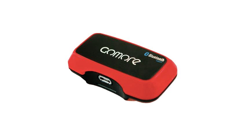 ジークス、世界初のスタミナ残量表示を可能にしたスポーツトレーニング用センサー『GoMoreスタミナセンサー』発売予定