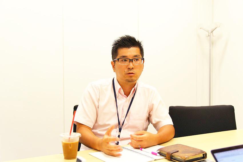 Samsung Gear VR インタビュー