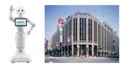 バンタン、「ファッション×テクノロジー」を考えるPepperのスペシャルイベントを8月末、三越伊勢丹の店舗で開催