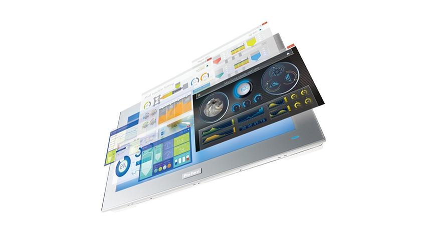 デジタル、操作性とデザイン性を追求した産業用コンピューター「PS5000シリーズ」を発売