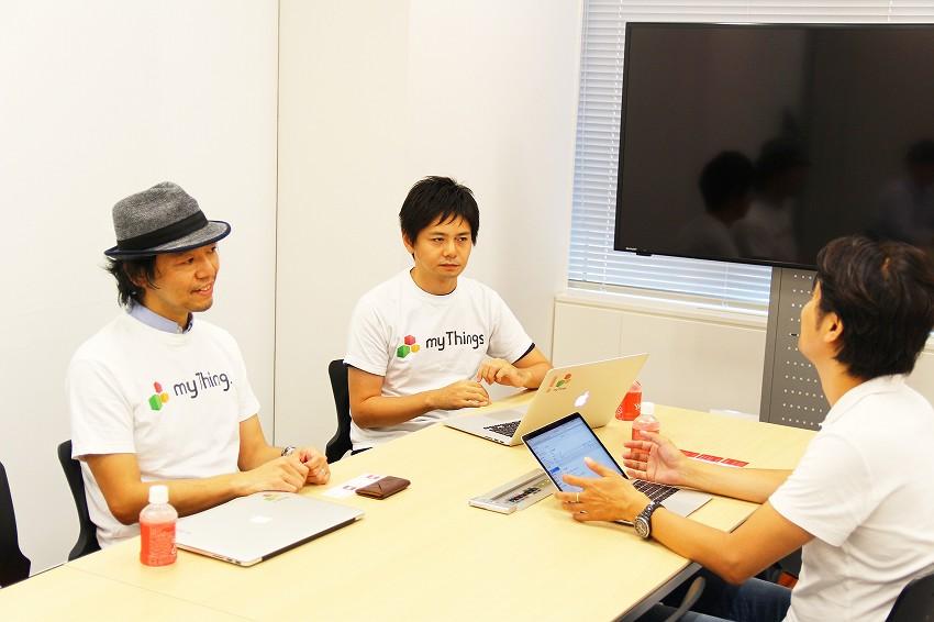 モノ同士のつながりをサポートしていく  -Yahoo! JAPAN myThings インタビュー