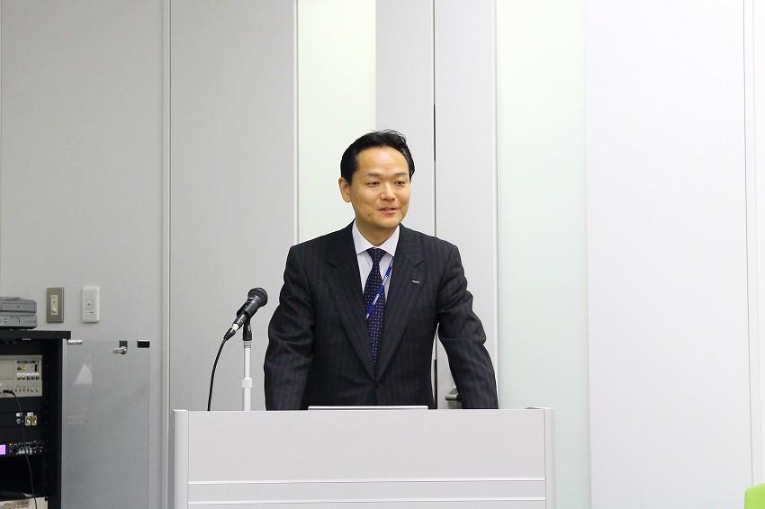 アプリケーションオリエンティド事業部 事業推進部長 細川氏