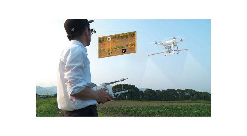 オプティム、ドローン対応ビッグデータ解析プラットフォーム 「SkySight」を発表  ドローン、IoT、ウェアラブルのデジタルビッグデータを統合管理し、 「ビッグデータ解析」、「画像解析」、「遠隔制御」を行うプラットフォームを提供