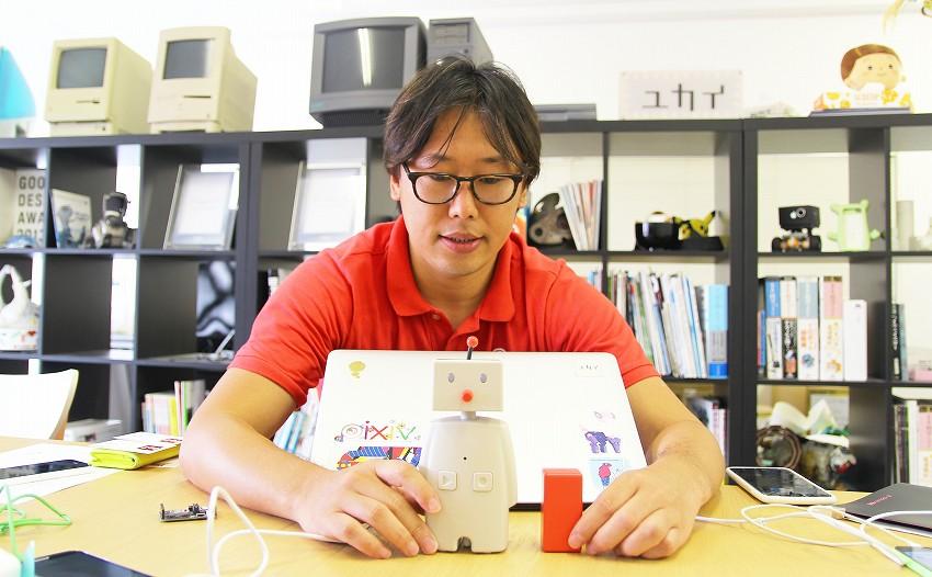 ユカイ工学 青木CEO インタビュー