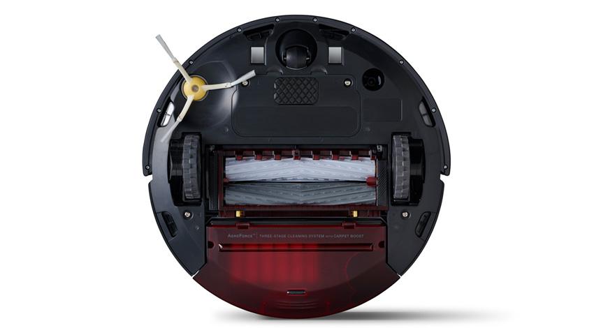 アイロボット、スマートホーム分野に参入 ロボット掃除機 ルンバ980 ボタンひとつで家中のフロアをキレイに
