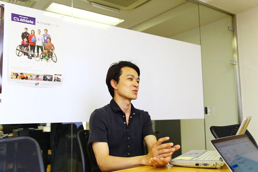 株式会社ピーバンドットコム取締役COO 後藤康進さん