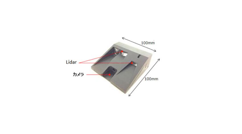 オムロン 車載用前方監視センサー「LiCam(ライカム)」を開発