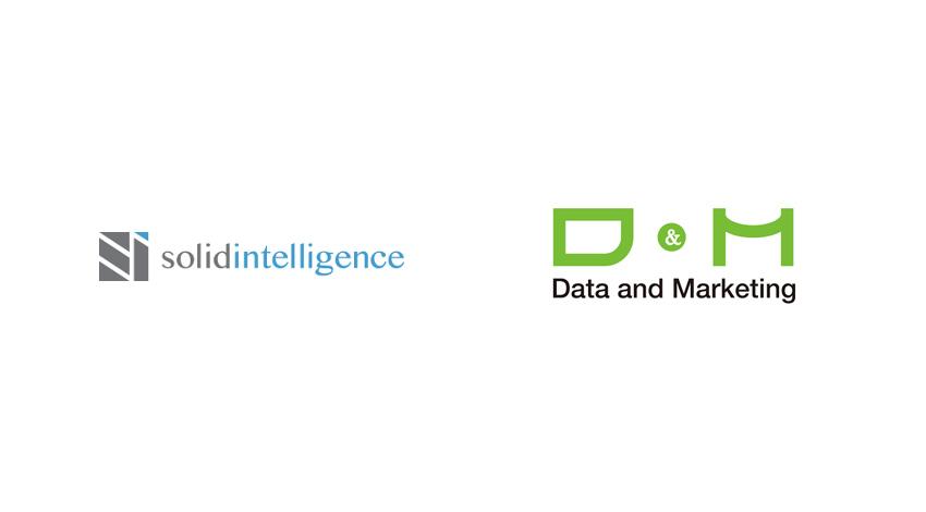 ソリッドインテリジェンス、ビッグデータ×アンケートパネルによる プロモーションサービス開始に向けディーアンドエム社と業務提携 ~ソーシャル・クラスターとアンケートパネルの属性を連動した、 最先端クラスタリング技術を活用~