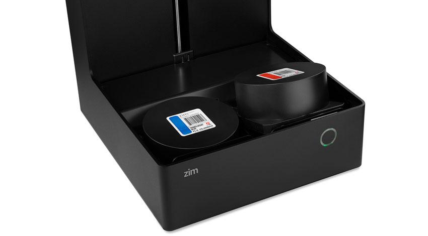 SOLID GOLD、デュアルヘッド3Dプリンター『Zim』販売開始