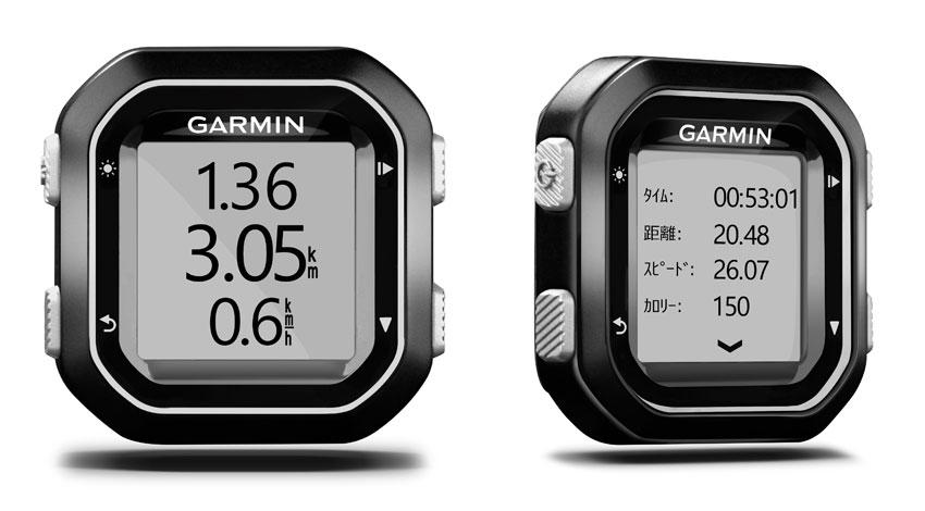GARMIN、超小型GPSサイクルコンピューター『Edge(R) 25J』発売 ~ 既存モデルの半分以下の重量(25g)を実現 ~