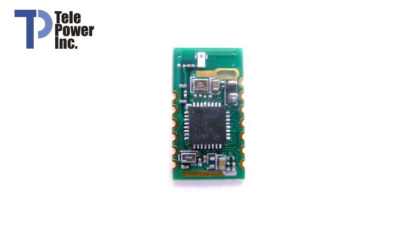 テレパワー、Bluetooth 4.1とZigBee双方に対応したデュアルモジュール「TP26HS-01」を発売