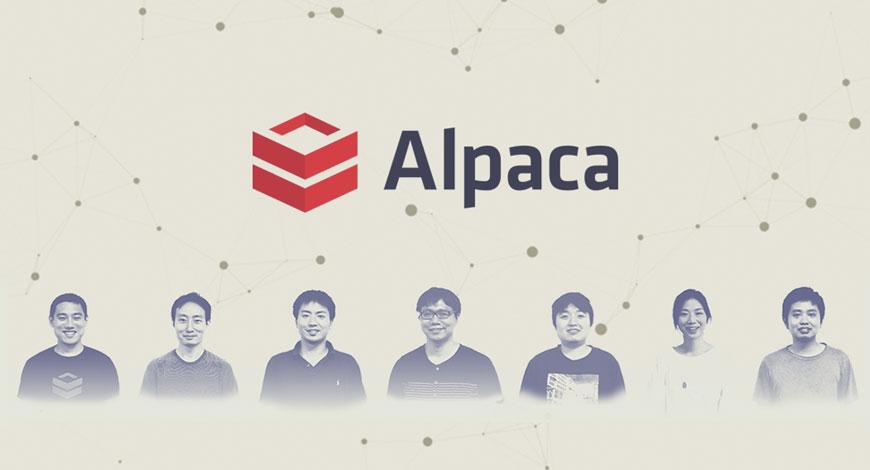 Deep-Learning技術のAlpaca、Fintech領域への事業特化へ100万米ドルの資金調達を実施