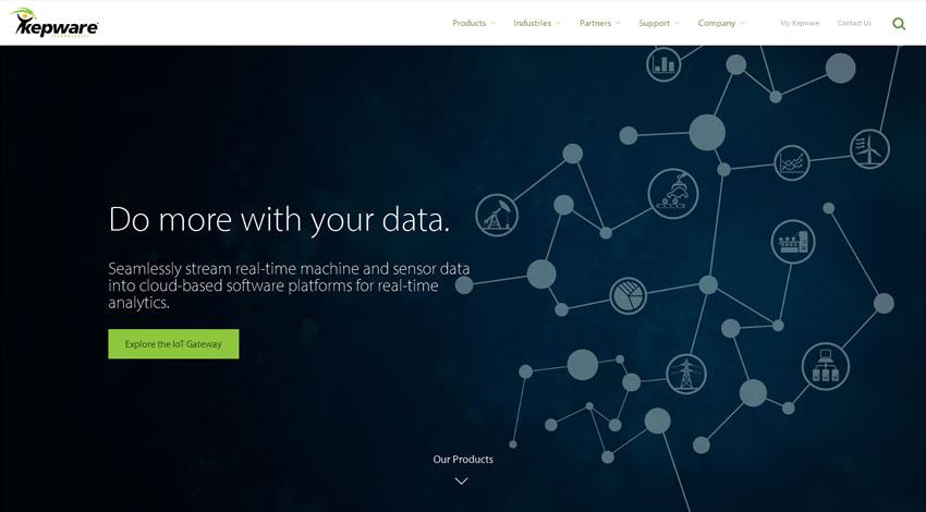 Kepware Technologies、工業データをクラウドにストリームする新IoTソリューションをリリース