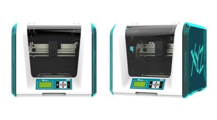 XYZプリンティングジャパン、パーソナル/ファミリー向け3Dプリンター「ダヴィンチ Jr. 1.0w」を発表