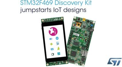 STマイクロエレクトロニクス、MIPI-DSIコントローラ搭載マイコンの量産開始を発表