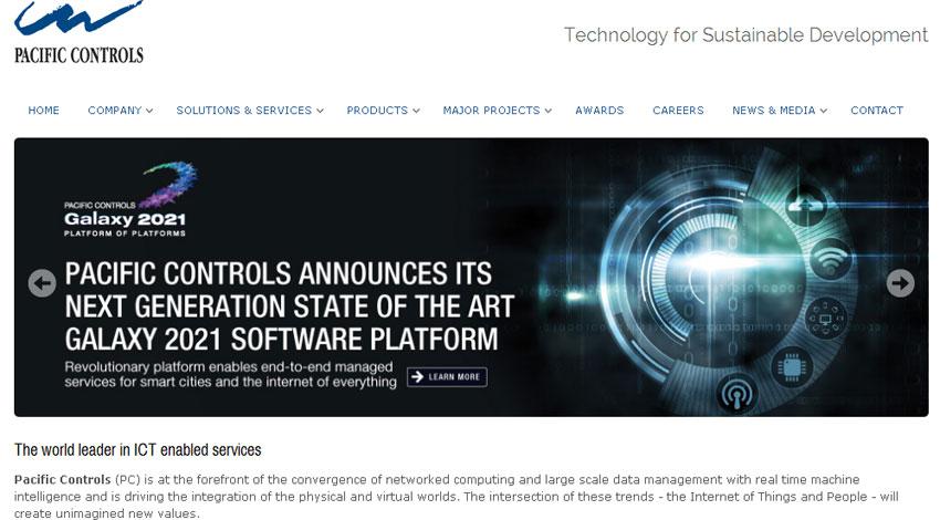 マイクロソフトとパシフィック・コントロールズ、Microsoft Azure上でのスマートシティープラットフォームGalaxy 2021の提供を発表