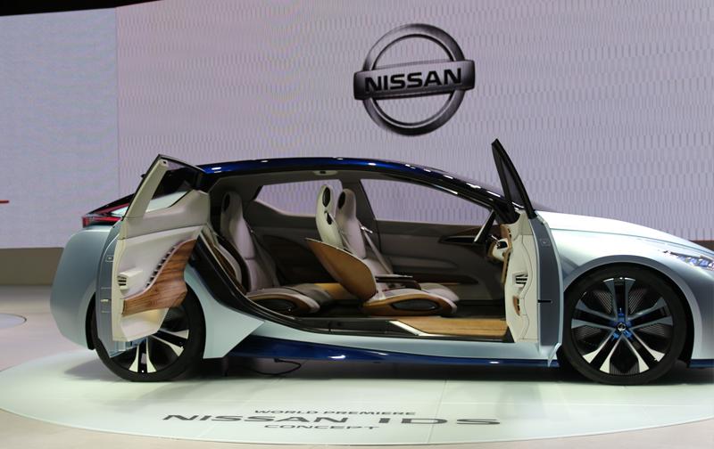 NISSANのコンセプトカー
