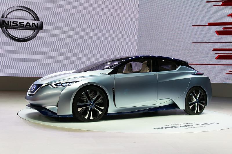 東京モーターショー Nissan Intelligent Driving