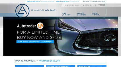 LAオートショー、コンペ発表~デザイナー、エンタメブランド、ソフトウエア開発者の新コラボで自動車を再創造~