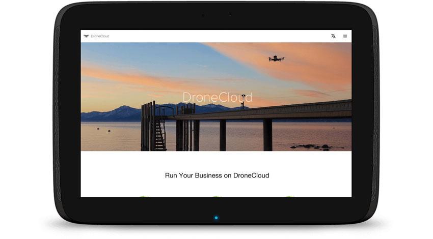 CLUE、ドローン用データ管理クラウドサービス「DroneCloud」の提供を開始