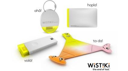 パリに拠点を置くIoTスタートアップのWistiki、コネクテッドデバイス「Found You! コレクション」を発表