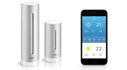 Netatmo、スマートフォン連動型「ウェザーステーション」用アプリの新バージョンを発表