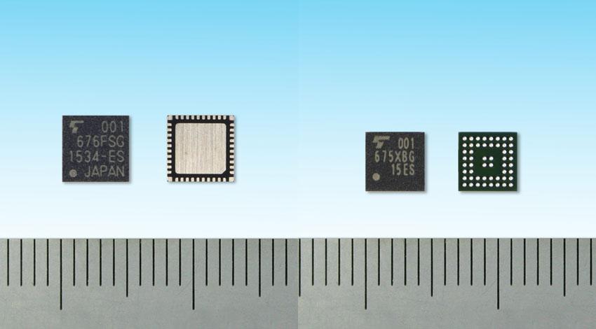 東芝、Flash ROMを内蔵したBluetooth® Smart製品向けICのサンプル出荷開始について