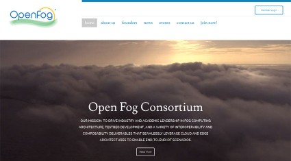 IoTエコシステム指導者がIoT開発を目指すOpenFogコンソーシアム結成