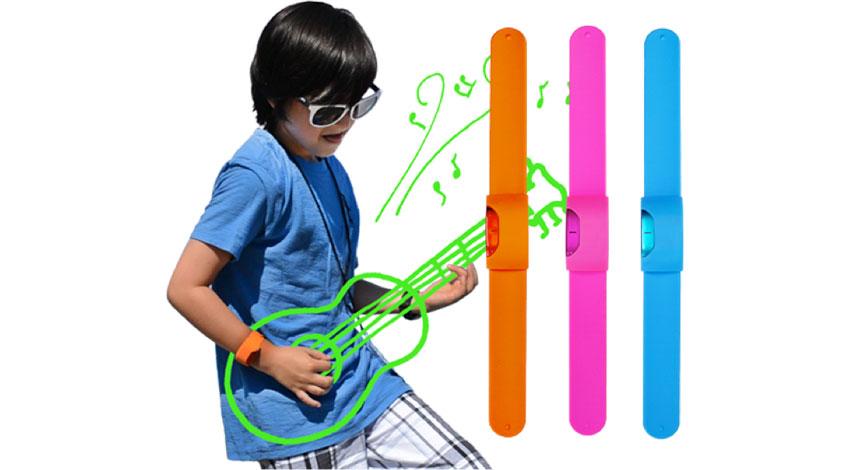 """Moff、カラダを動かしダンスを楽しめるIoTバンド""""Moff Band""""を使った知育アプリ提供開始"""
