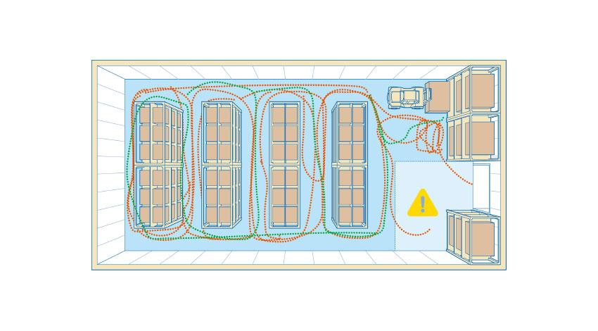 エムティーアイ、製造工場向け屋内測位システム『IntraWave for Smart Factory』を発売開始