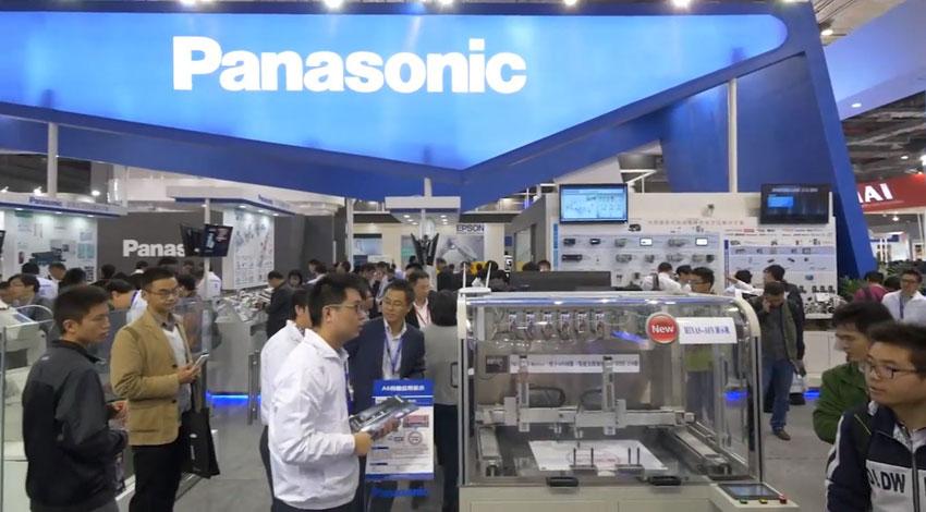 パナソニック、スマートファクトリーソリューションに注力。第17回中国国際工業博覧会で新しいACサーボモータ他の「スマートファクトリーソリューション」製品を発表。