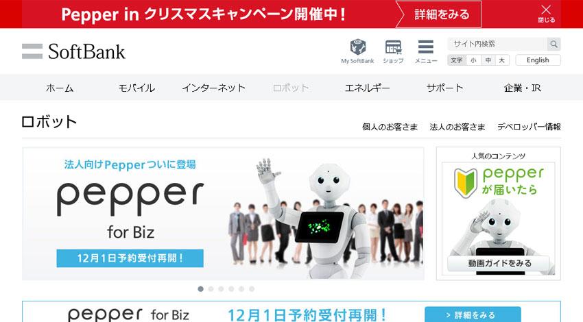ソフトバンクロボティクス、Pepper for Biz向けロボアプリの開発者などを総合的に支援する「Pepperパートナープログラム」について