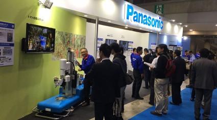 パナソニック、トマト収穫ロボや「手づたえ教示(R)」ができるパラレルリンクロボなど「2015国際ロボット展」出展