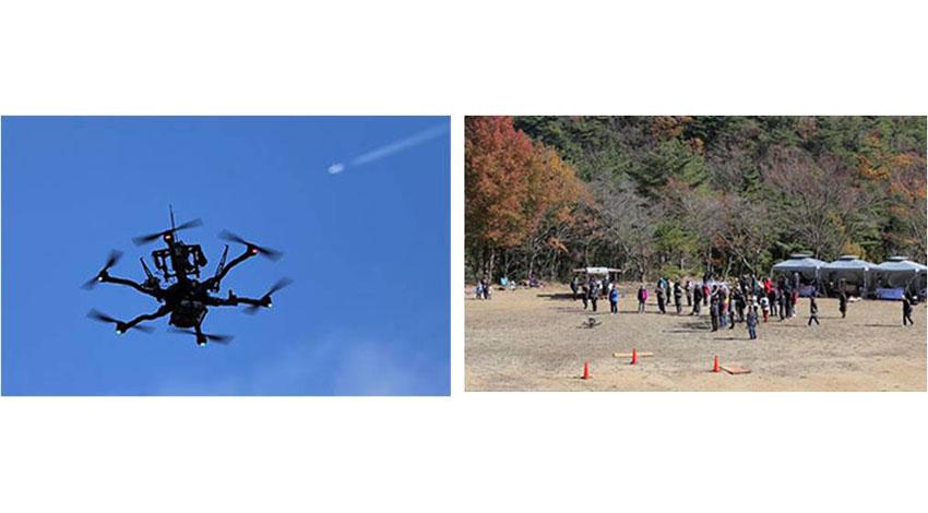 能勢町マルチコプター倶楽部、自然豊かな能勢町を舞台にドローンイベント『能勢ドローンフェスティバル 空を楽しもう!!』を開催