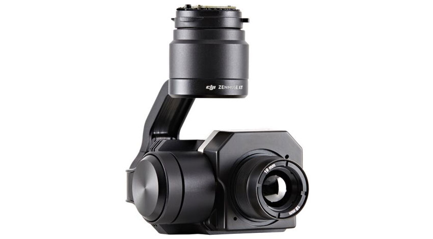 DJIとFLIR Systems、空撮向け赤外線画像技術開発で協力