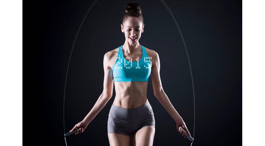 跳んだ回数が空中に浮かび上がる、未来志向のスポーツアイテム「スマートロープ」日本での発売開始