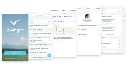 BHI、Todoやカレンダーの予定、返信忘れのメール等、次にやるべきことを機械学習が整理して賢く教えてくれるiPhoneアプリ「Swingdo -これからDoする?-」をリリース
