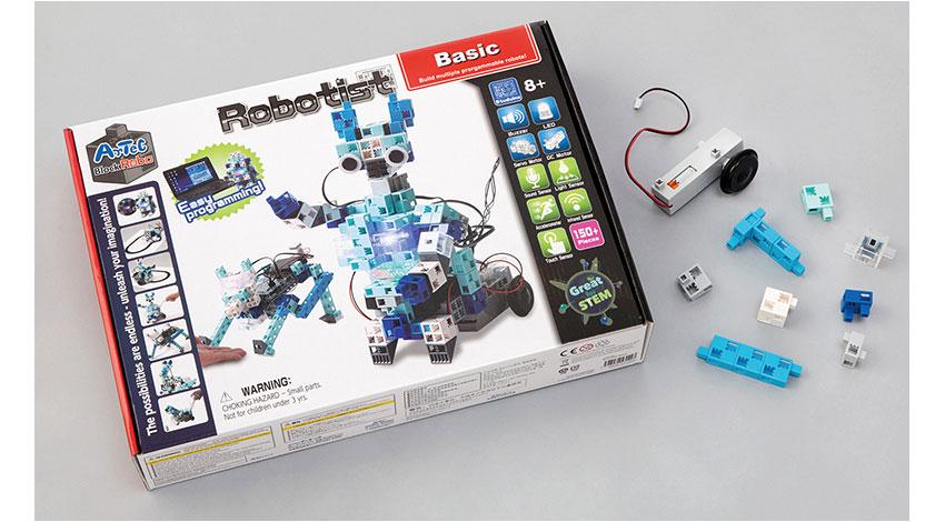 東京カルチャーセンター、小学生から学べるロボットプログラミング学習通信講座「かんたん! ロボットプログラミング講座」開講