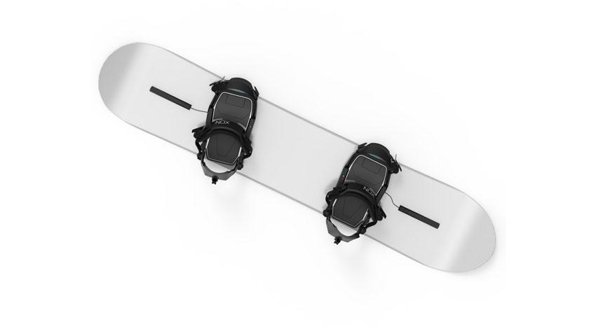 Cerevo 、スマート・スノーボードバインディング「 SNOW - 1 」発売