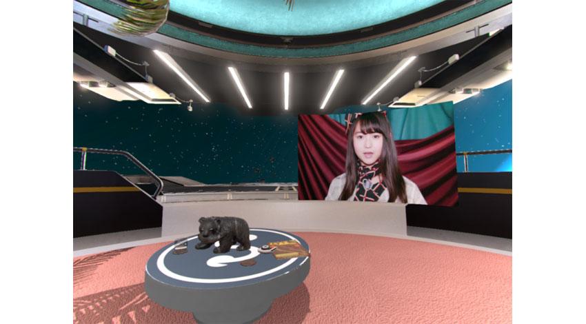 伊勢丹新宿にてVRプラットフォームSTYLYでショッピング体験。 ISETAN宇宙支店へ、乃木坂46が案内役。