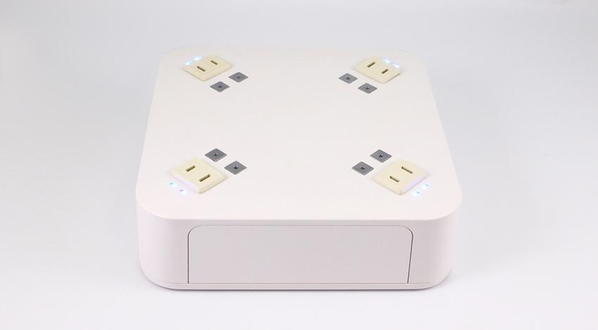 Nayuta、ブロックチェーン技術を応用した使用権をコントロールできる電源ソケットのプロトタイプを開発