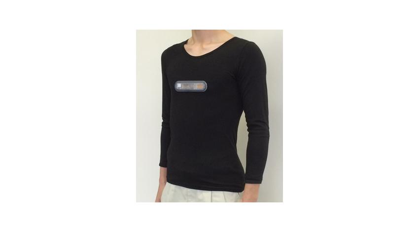 グンゼ、NECのIoT技術協力で、着るだけで生体情報の計測が可能な衣料型ウェアラブルシステムを開発