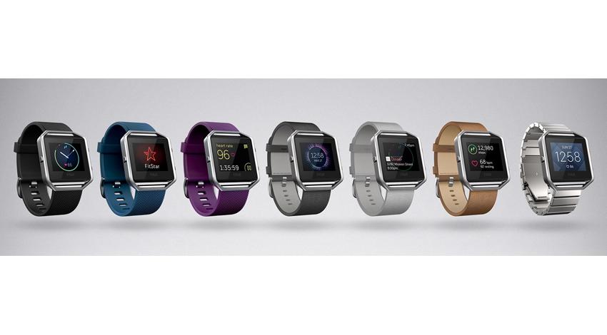 フィットビット、スタイリッシュなスマート・フィットネス・ウォッチ「Fitbit Blaze(TM)(フィットビット・ブレイズ)」を発表