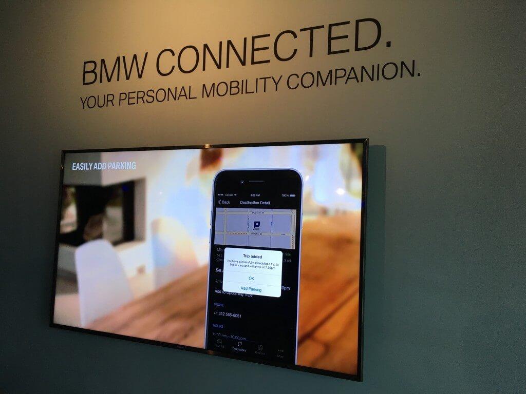 CES2016 BMW