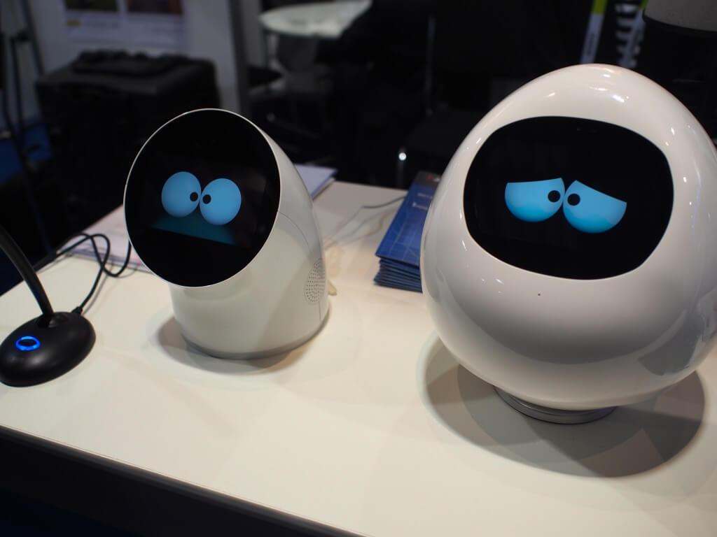 MJI Communication Robot