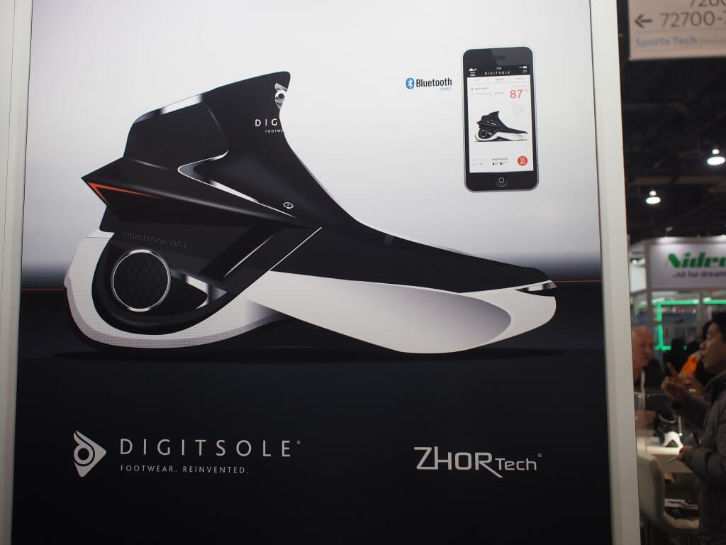 DIGITSOLE Smartshoe01