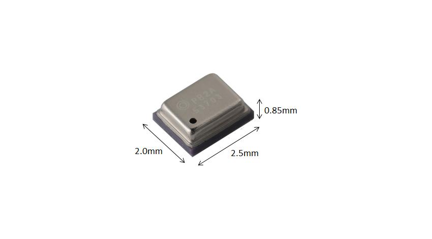オムロン、高低差±5cmを正確に検知する「絶対圧センサー」量産開始