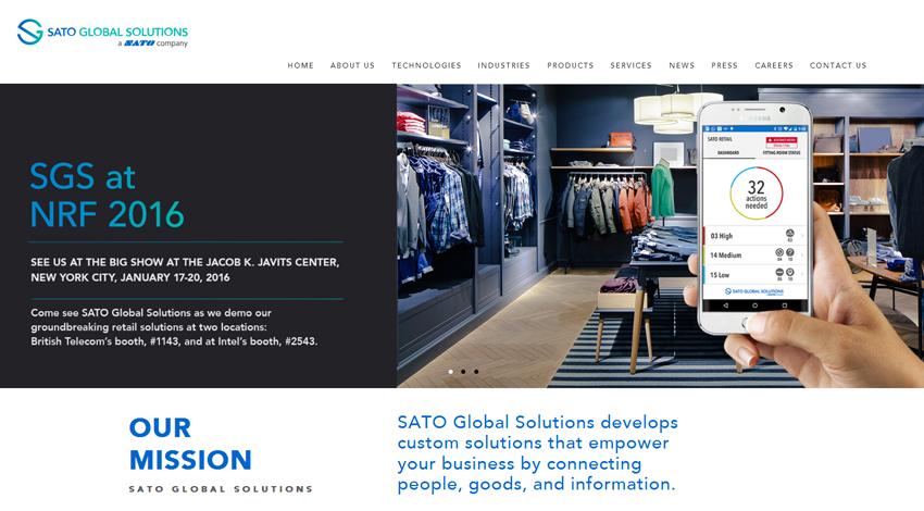 サトーホールディングス、米国の子会社がIntelのIoTプラットフォームで革新的な小売向けIoTソリューションを提供
